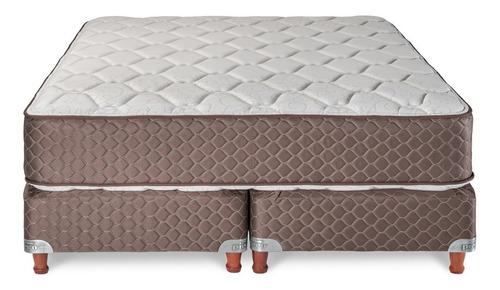 sommier y colchón piero gravita queen size 200x160