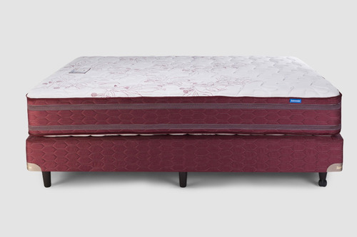 sommier y colchón suavestar insignia rouge 160x200 queen
