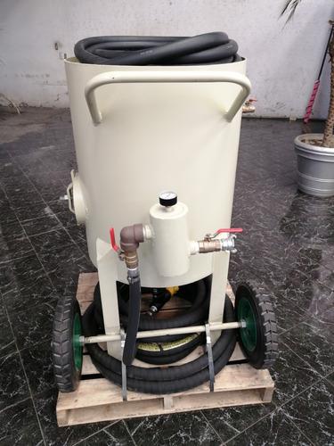 somos fabricantes de ollas de sand blast entrega inmediata