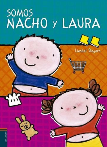 somos nacho y laura(libro infantil y juvenil)