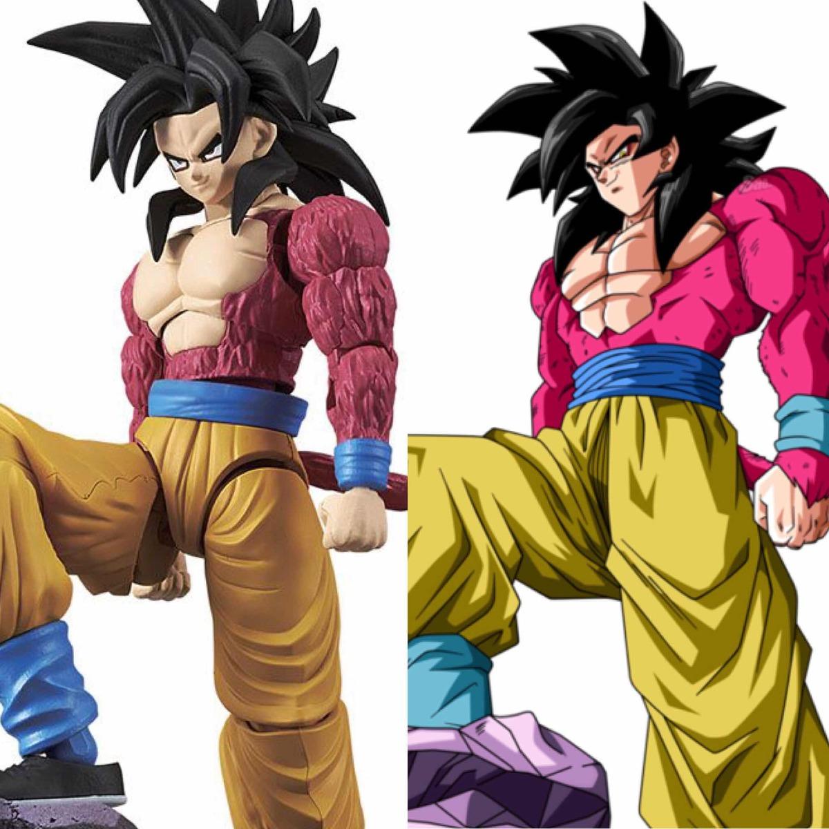 Coloriage Goku Ssj4 Coloriage Dragon Ball Z Sangoku Super Sayen