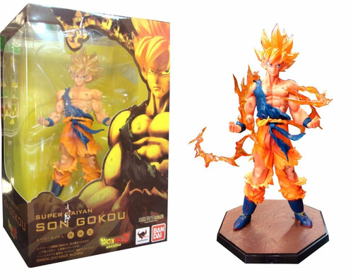 son goku super saiyajin - dragon ball z - daymar