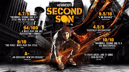 son ps4 infamous second