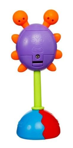 sonaja rainbow glow ratte lamaze juguete estimulacion bebe