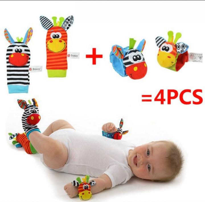 sonajero antialérgico estimulación temprana bebes juguete