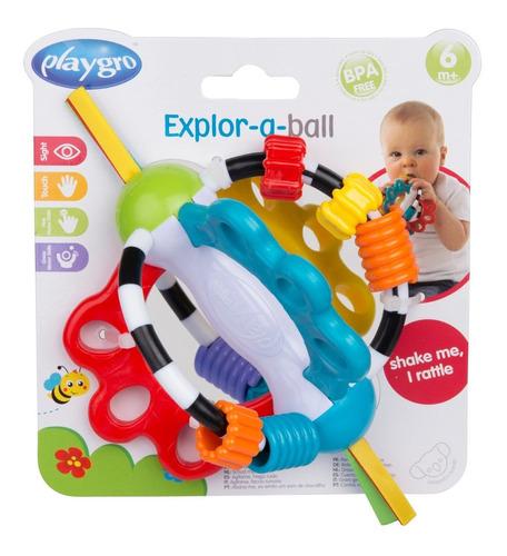 sonajero bebé juguete