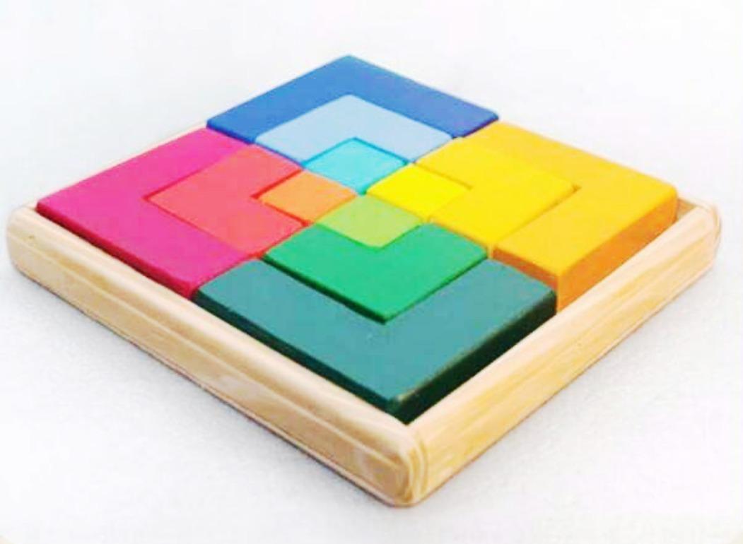 Sonajero De Madera Juegos Didacticos Waldorf Montessori 230 00