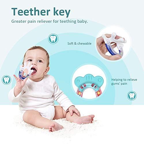 01fc169a1da0 Sonajeros De Bebé Nextx, Juguetes De Dentición Para Bebés Cl ...