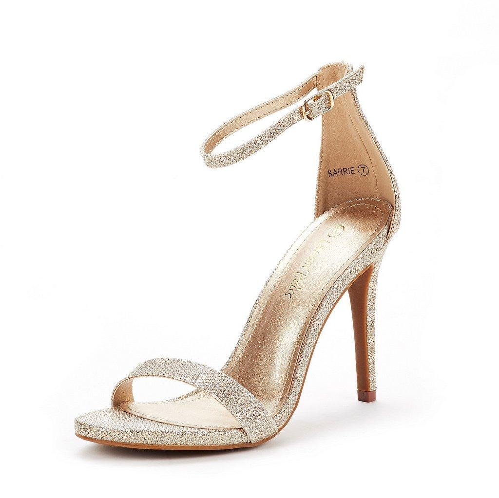 Sandalias De Parejas Al Tacón Femenil Soñar Con Karrie SpzqMUVG