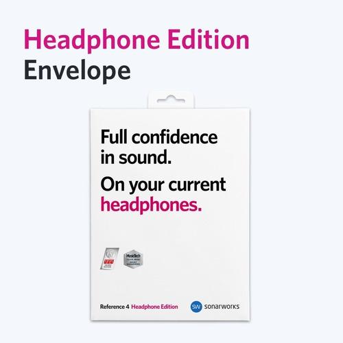 sonarworks reference 4 headphone software calibración cuotas