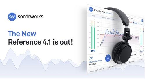 sonarworks reference4 headphone edition software calibración