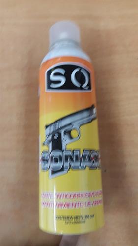 sonax aceite para mantenimiento de armas sq