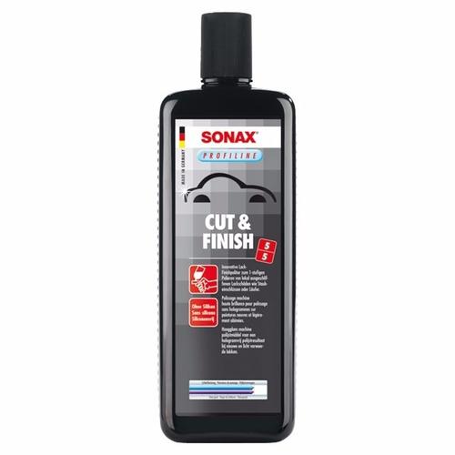 sonax cut & finish 1litro  pasta de pulir media