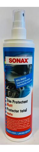 sonax limpia y protege plasticos/goma mate 300ml