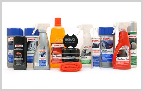 sonax plastic restorer gel cuidado de plasticos made in germ
