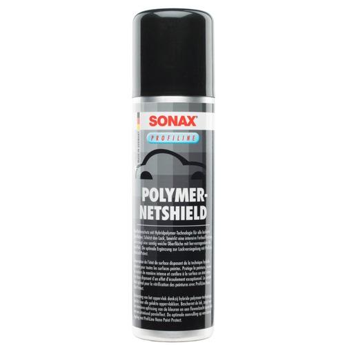 sonax polymer net shield vitrificador curado profiline
