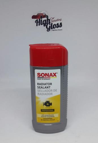 sonax sellador de radiador - highgloss rosario
