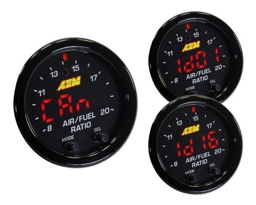 sonda aem wideband digital  x-series