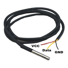 Sonda Digital Temperatura Ds18b20 Arduino Pic Avr 18b20