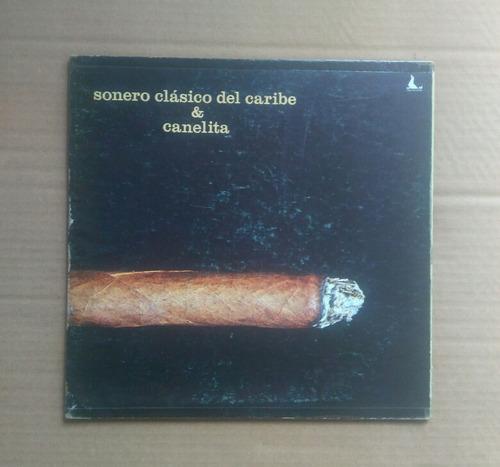 sonero clasico del caribe, vinyl lp, salsa venezuela