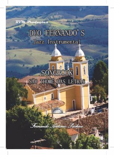 songbook são thomé das letras - jazz instrumental