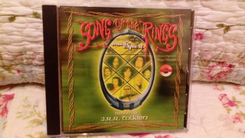 songs of the rings tributo tolkien 2002-rata blanca barilari