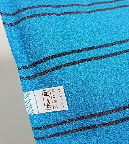 songwol korean beauty skin x-large viscos guantes de toalla