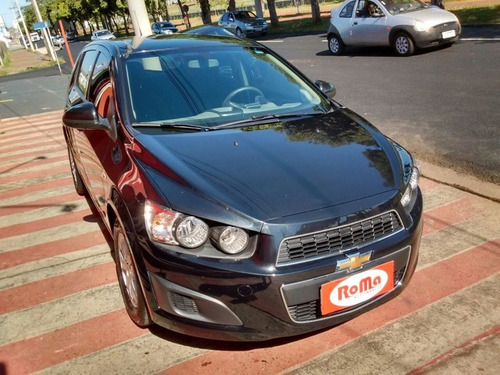sonic 1.6 lt 16v flex 4p manual