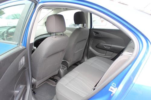 sonic 1.6 lt aut azul electrico 2016