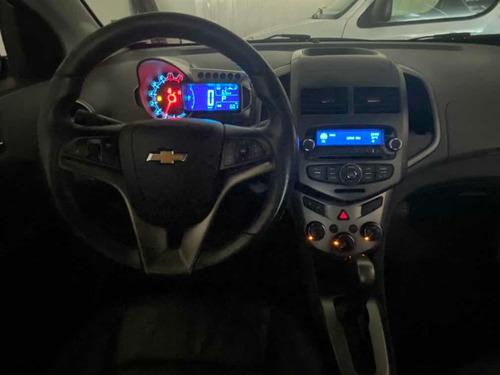 sonic 2013 sedan ltz 1.6 flex automatico top prata lindo