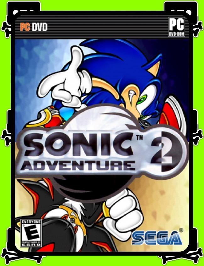 Sonic Adventure 2 Pc - 100% Original (steam Key)