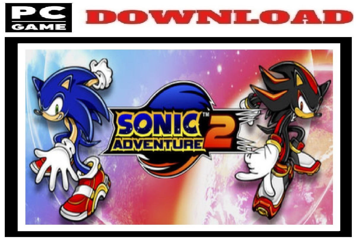 Sonic Adventure 2 Pc