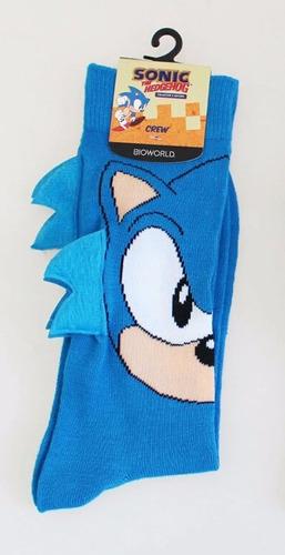 sonic calcetas de niño