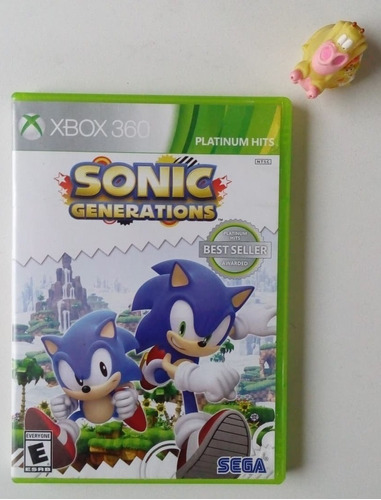 sonic generations + circle of doom xbox 360