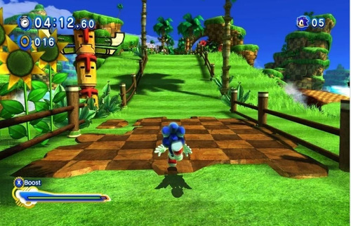 sonic generations juego digital pc