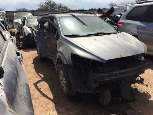 sonic lt 2013 aut accidentado solo por partes