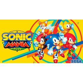Sonic Mania Plus Para Pc