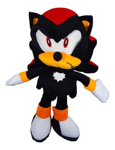 sonic peluche shadow the hedgehog negro envio gratis