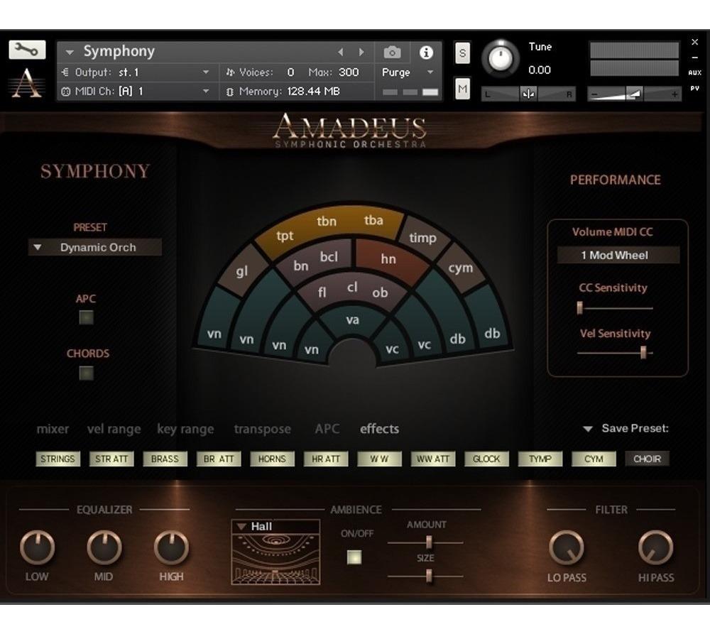Torrent-Amadeus Symphonic Orchestra