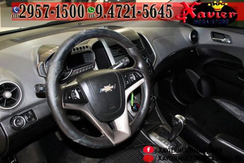 sonic sd ltz 1.6 aut 2013 cinza financiamento próprio 2950