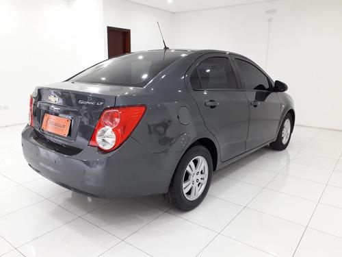 sonic sedan ltz 1.6 automatico