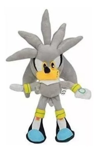 sonic, tails, shadow, silver  amy rose peluche muñeco