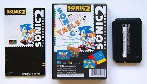 sonic the hedgehog 2 japan import