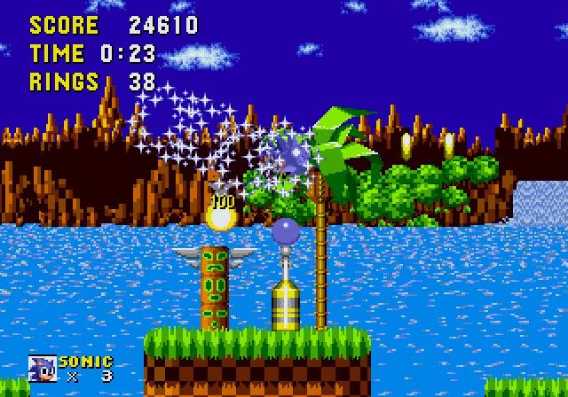 Sonic The Hedgehog Genesis Gba Cambio O Vendo 45 000 En Mercado Libre