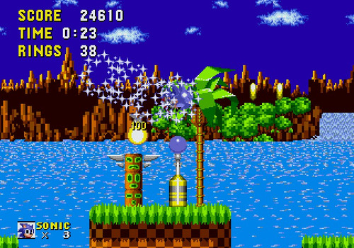 sonic the hedgehog genesis - gba/ cambio o vendo
