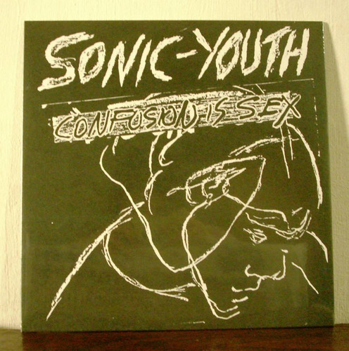 sonic youth confusion is sex(vinilo nuevo sellado)