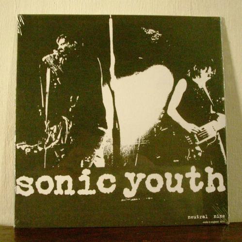 sonic youth confusion is sex(vinilo nuevo sellado)