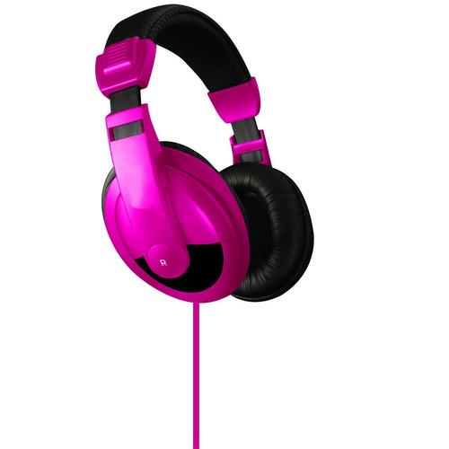 sonido ambiente estilo dj estéreo por auriculares para