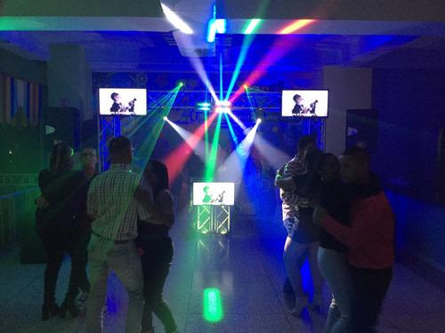 sonido, audio visual, iluminacion