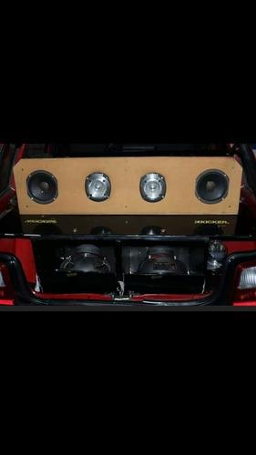 sonido audiocar completo como nuevo
